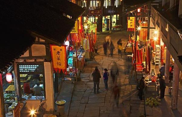 行走在重庆 有五个古镇值得去看看